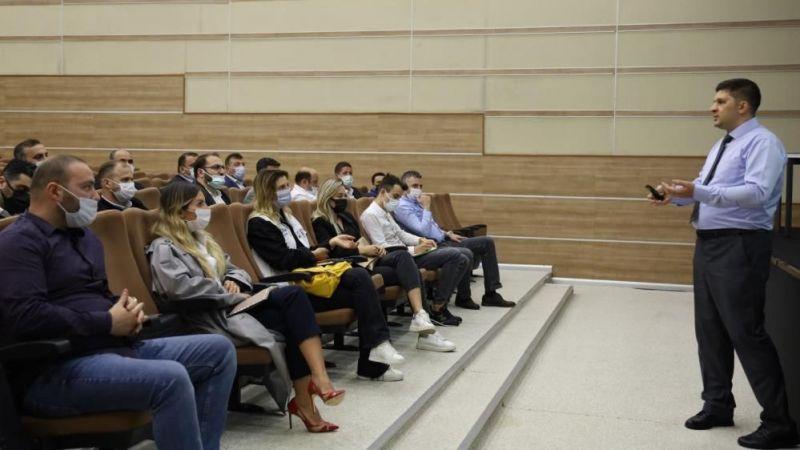 Ulaşımpark'tan çalışanlarına eğitim