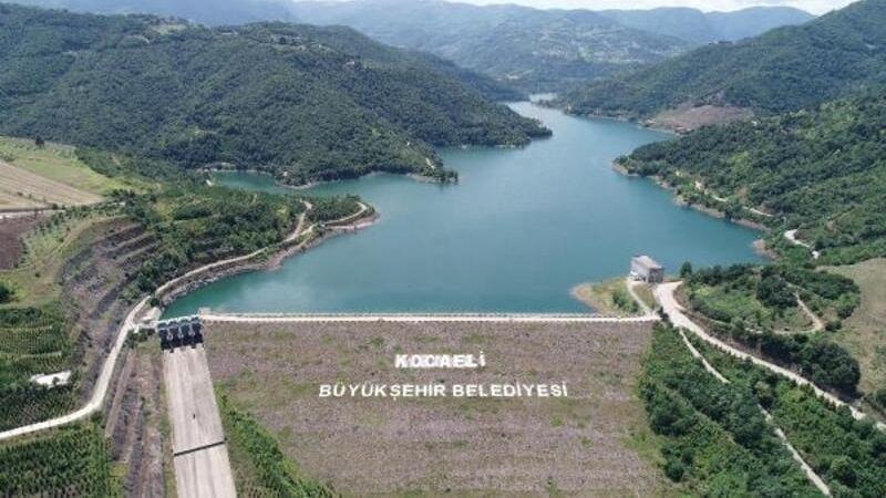 Yuvacık Barajı yüzde yüz dolu