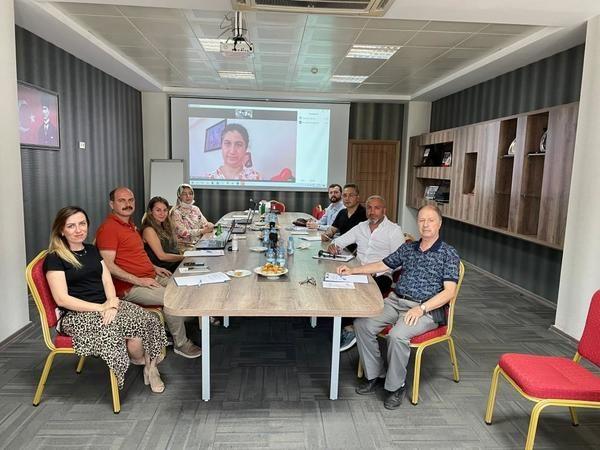 KTO temmuz ayı komite toplantıları yapıldı