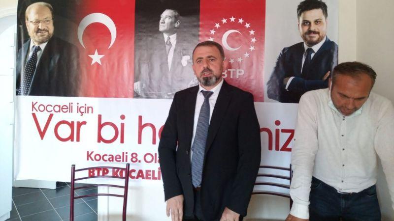 BTP Başiskele'de Örçen'le devam