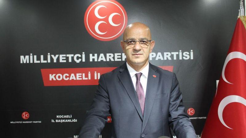 MHP İl Başkanı Aydın Ünlü görevden alındı