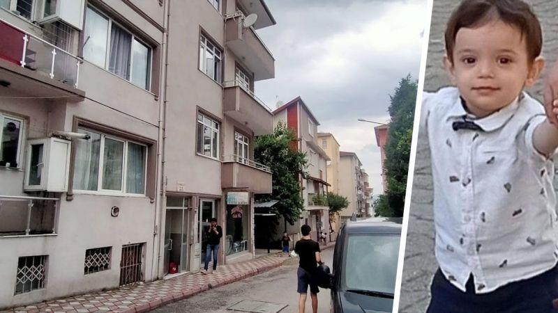 3. kattan düşen 1,5 yaşındaki Sıraç hayatını kaybetti