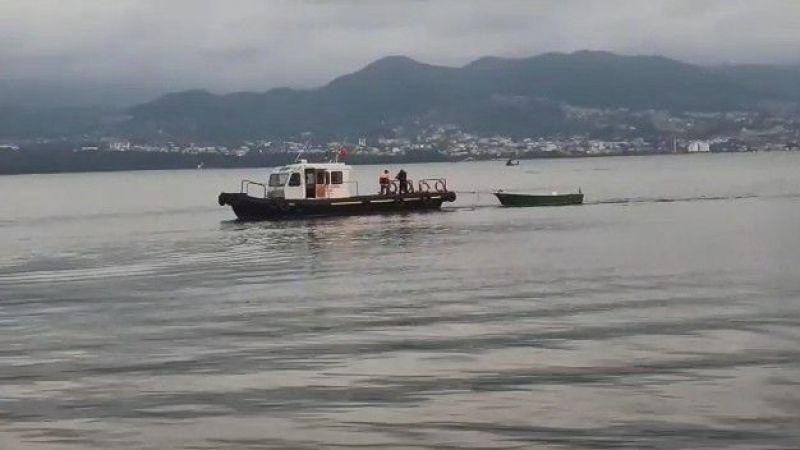 Denize açıldığı tekneden düşerek boğuldu