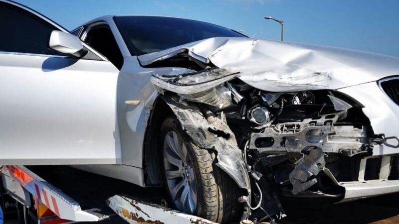 Alpay Hacıoğlu trafik kazası geçirdi