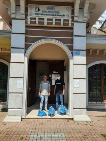 Atık toplama projesine İzmitli muhtarlardan destek
