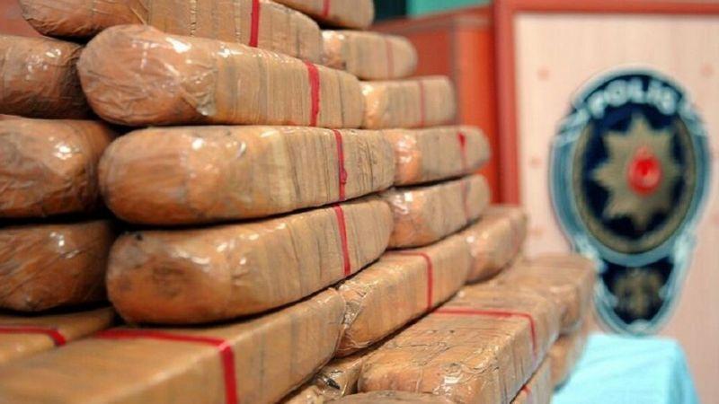 İşte Kocaeli'de son bir haftada yakalanan uyuşturucu miktarı!