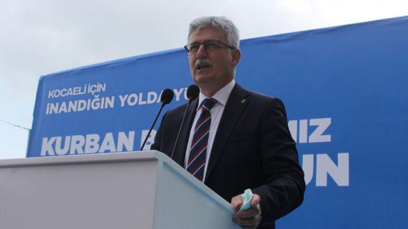 """Mehmet Ellibeş: """"Ebediyete göçmüş bütün dava arkadaşlarımızı rahmetle anıyorum"""""""
