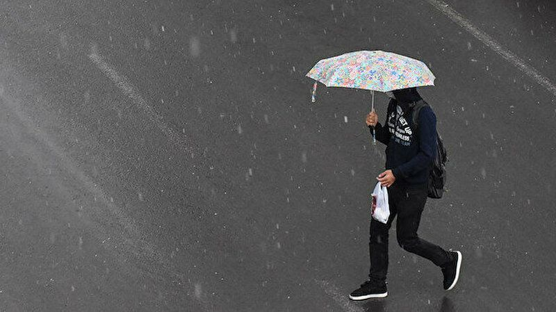 Meteoroloji'den Kocaeli için yağış uyarısı!