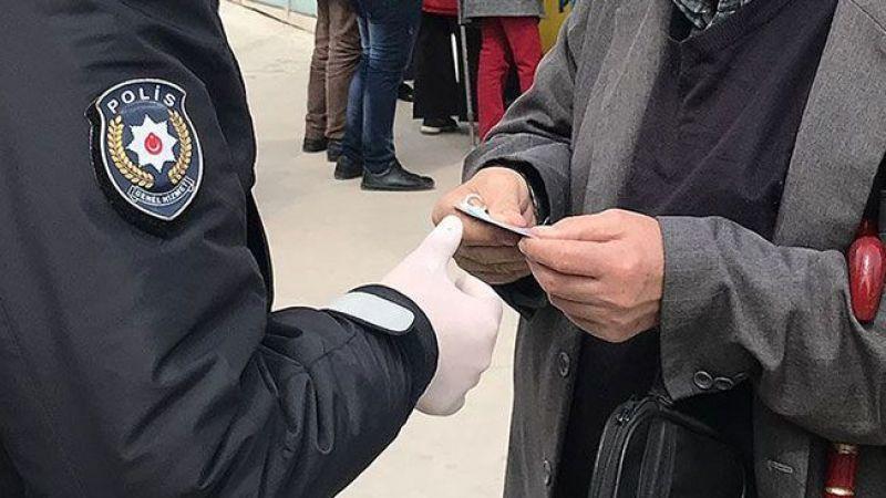 Kocaeli'de karantina yasağını delenlere ceza