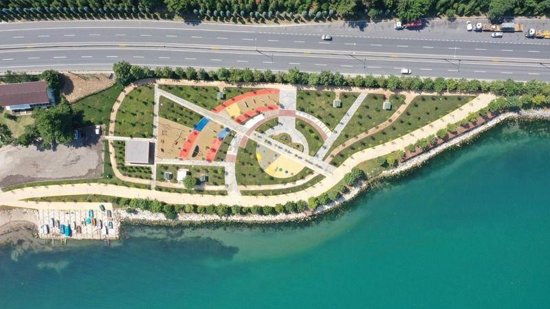 Kocaeli'de bir ilk: Bu park Türkiye'ye örnek olacak!