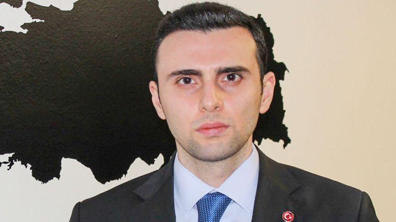 MHP İl Başkanı Yunus Emre Kurt oldu!
