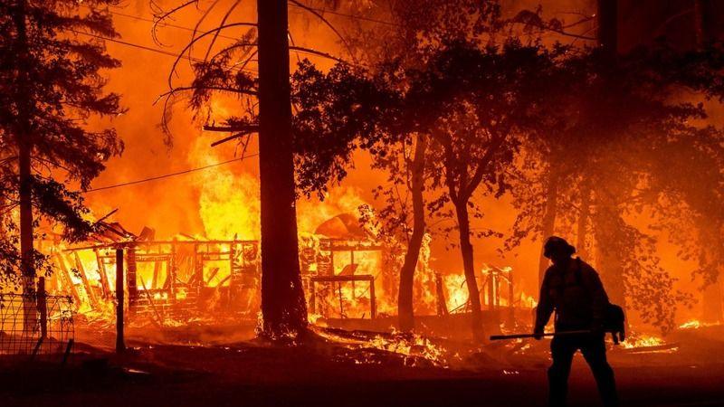 Yangın riski etkinlikleri iptal ettirdi