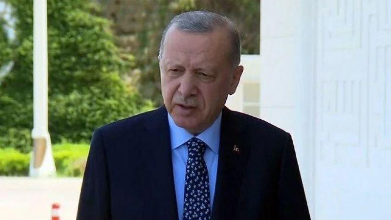 Erdoğan'dan orman yangınlarına ilişkin açıklama