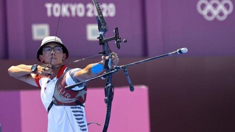 Milli okçumuz Mete Gazoz olimpiyat şampiyonu!