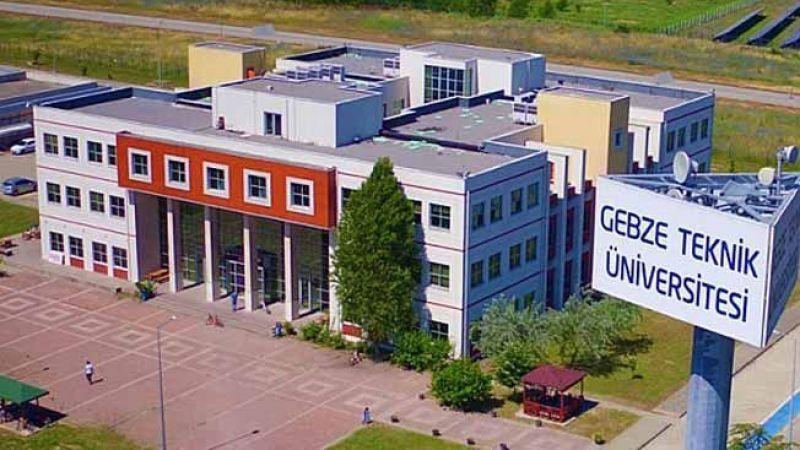 GTÜ, Türkiye'nin 'En Araştırmacı Devlet Üniversitesi' seçildi