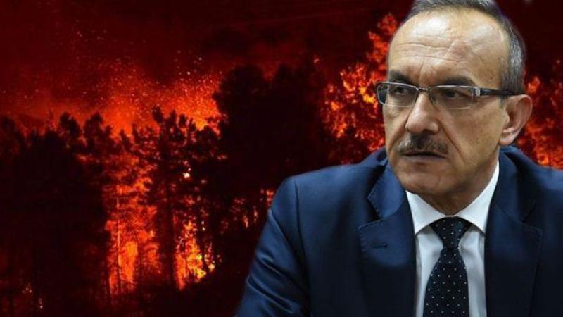 Vali Yavuz orman yangınları sebebiyle bir yasağı daha duyurdu ve uyardı!