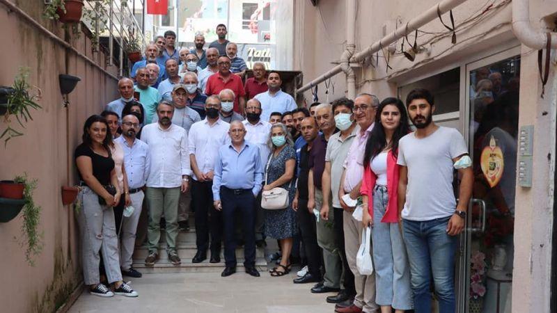 CHP'de örgütlere öbek eğitimleri