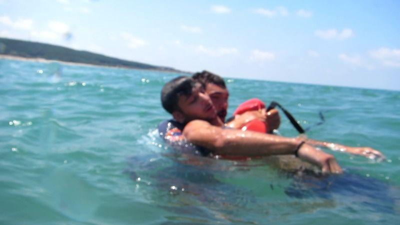 Son iki haftada 164 kişi boğulmaktan son anda kurtarıldı