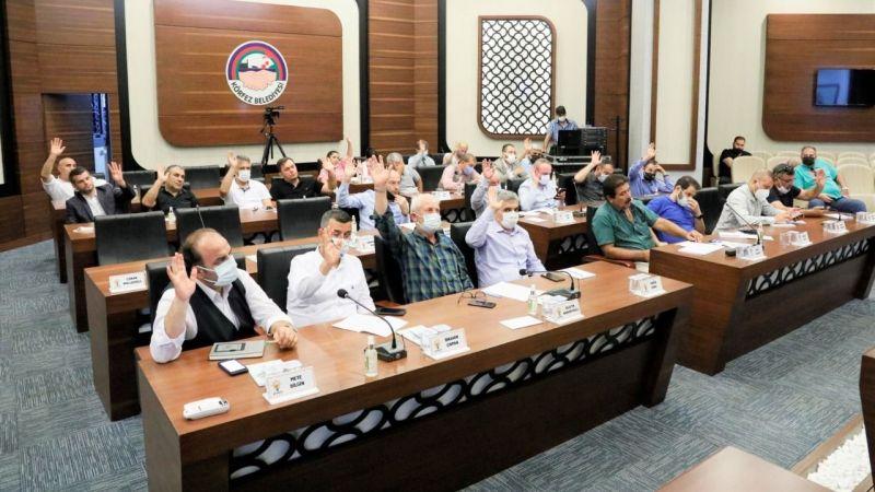 Körfez meclisinde 11 gündem maddesi karara bağlandı