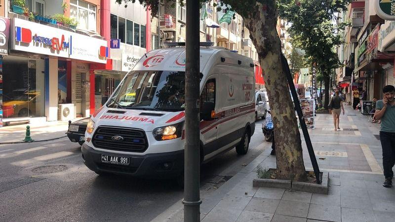 Asansör boşluğuna düşen vatandaş yaralandı