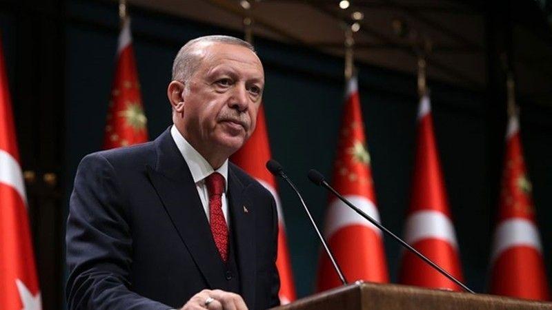 """Cumhurbaşkanı Erdoğan: """"Orman yangınları Covid-19 gibi uluslararası bir tehdit"""""""