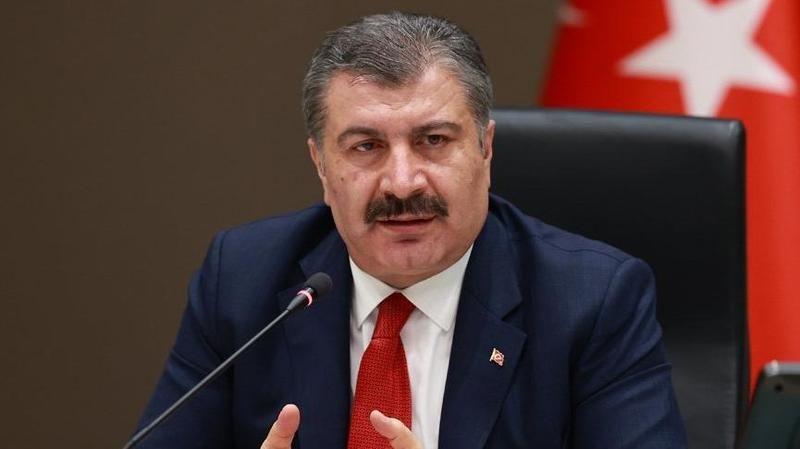 Sağlık Bakanı Koca'dan aşı sevkiyatı açıklaması
