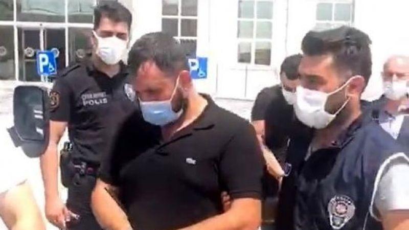 Tırla gelen göçmenleri taksiyle taşıyan şoförler tutuklandı