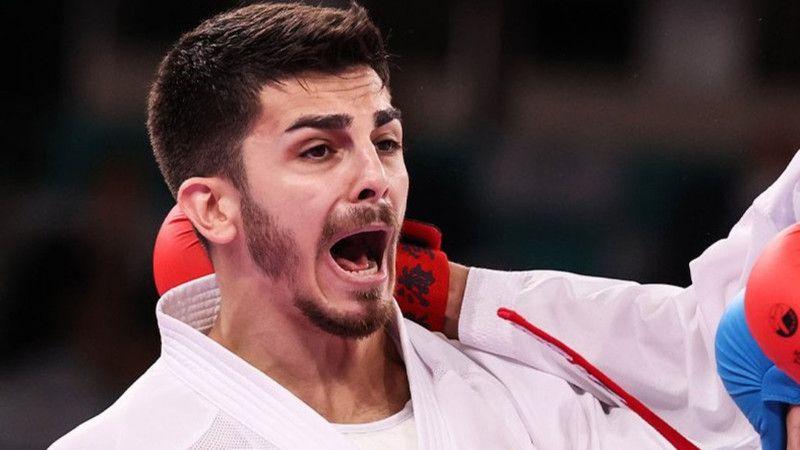 Eray Şamdan gümüş madalya kazandı