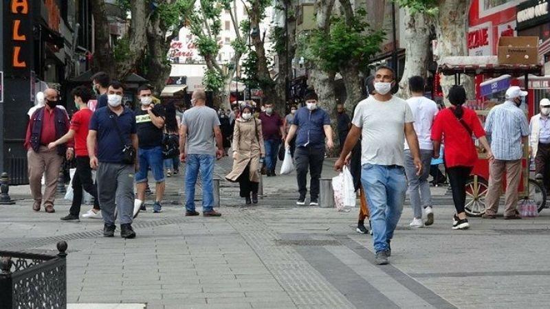 Haftalık vaka yoğunluğu açıklandı: Kocaeli'de korkutan tırmanış!
