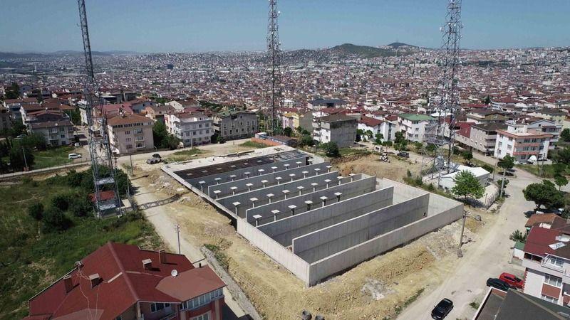 Kocaeli genelinde 59 adet depo inşa ediliyor