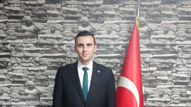 """MHP İl Başkanı Yunus Emre Kurt: """"Hiçbir ülkücüden vazgeçmeyiz"""""""