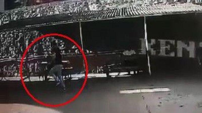 5 aylık husumet otobüs durağında silahlı pusuya dönüştü