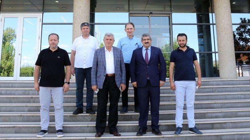Karaosmanoğlu KOTO'yu ziyaret etti