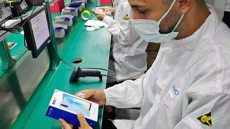 Vivo, Kocaeli'de 20 milyon dolar yatırımla ilk üretim tesisini açtı!