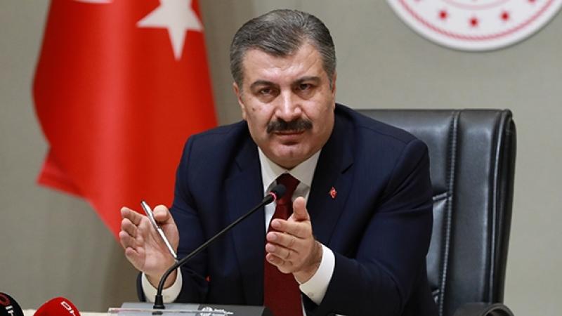Sağlık Bakanı Koca: Yüz yüze eğitimden vazgeçmemiz mümkün değil