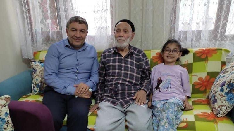 Başkan Şayir, vatandaşın yanında