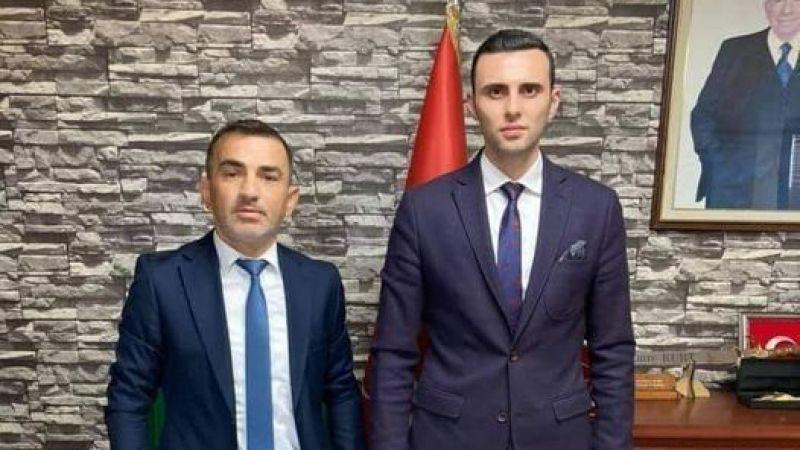 Bülent Özdemir MHP Gebze İlçe başkanı oldu
