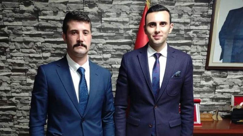MHP'de bir ilçe başkanı daha belli oldu