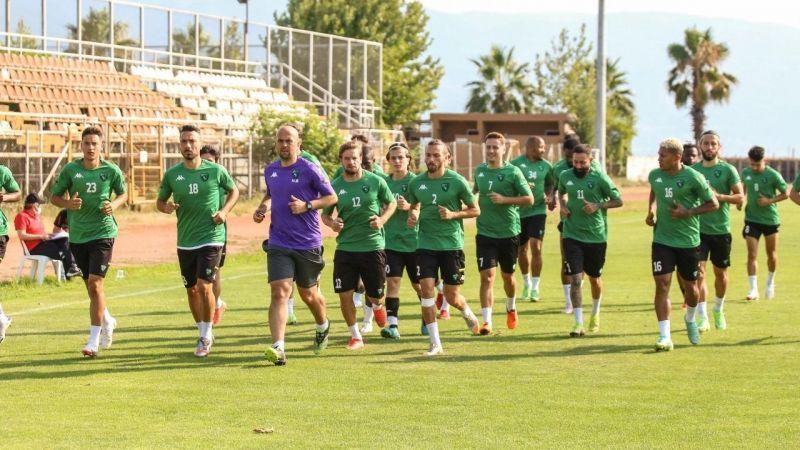 Kocaelispor'un lig kadrosu belli oldu