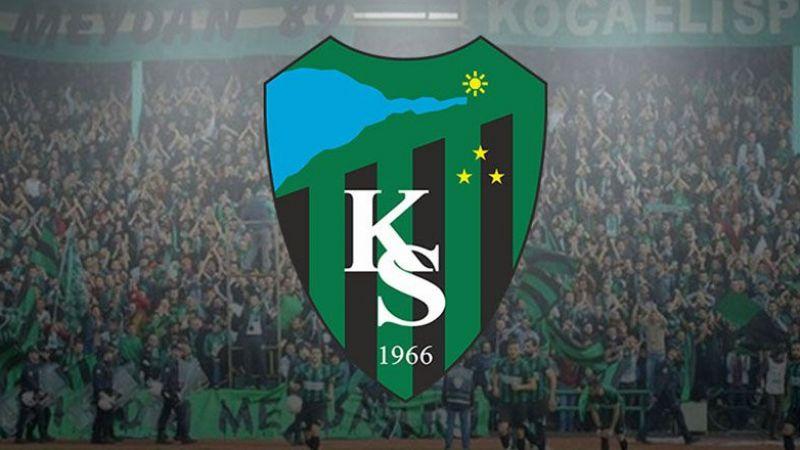 Kocaelispor'da forma numaraları belli oldu