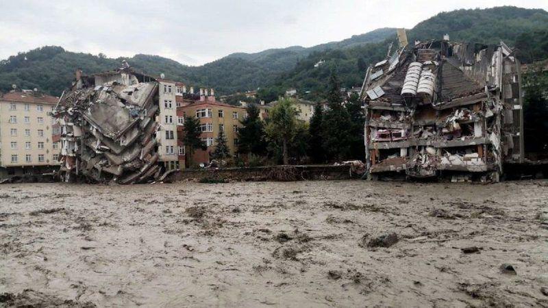 Karadeniz'de sel felaketi: Can kaybı 27'ye yükseldi!