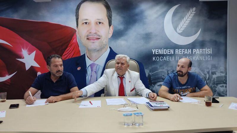 YRP'de kongre takvimi belli oldu