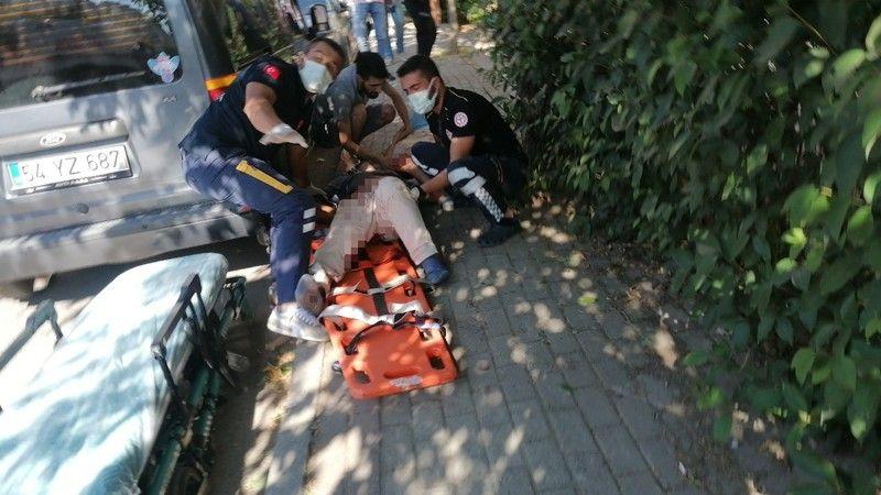 Apartmanda sürekli sıkıntı çıkarıyorlardı: Davalık olduğu komşularına sokakta dehşeti yaşattı