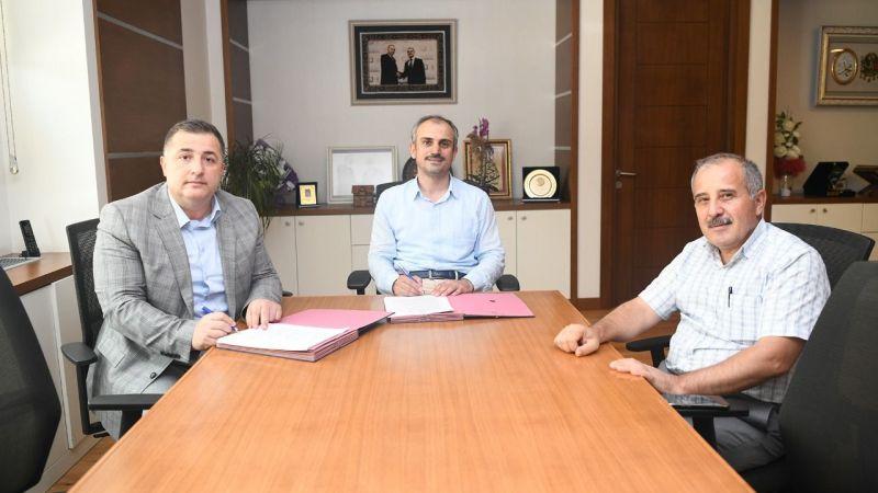 Çayırova'da toplu iş sözleşmesi imzalandı