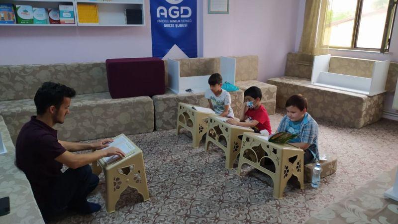 AGD Gebze'den YAZ-ET etkinliği