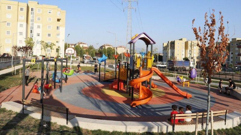 Yavuz Sultan Selim'e engelsiz park