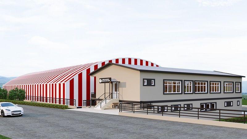 Kirazlıyalı'ya yakışacak spor tesisi