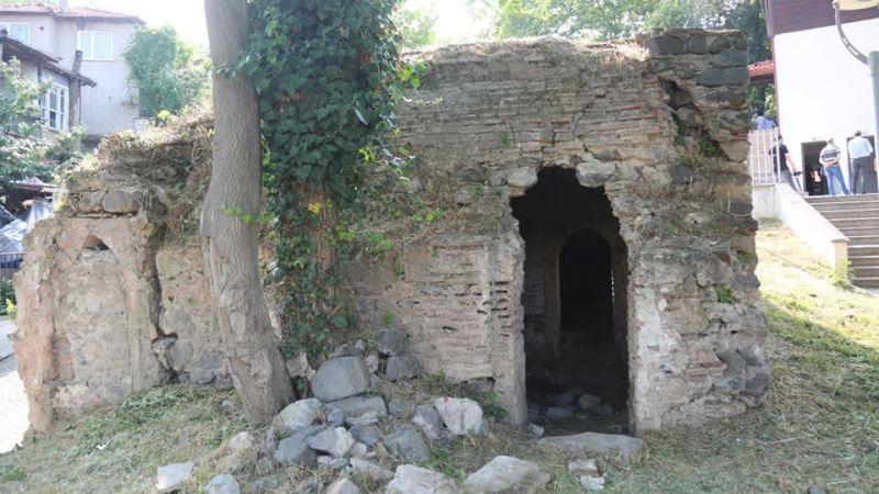 Tarihi hamamın restorasyon ihalesi yapıldı