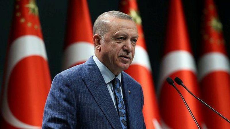 """Cumhurbaşkanı Erdoğan açıkladı: """"Aşı olmayana PCR testi şartı"""""""