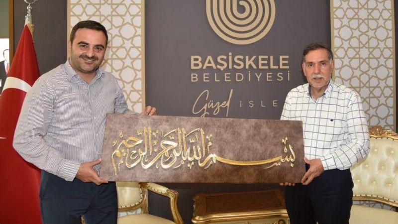 Ahmet Zenbilci'den Başkan Özlü'ye ziyaret